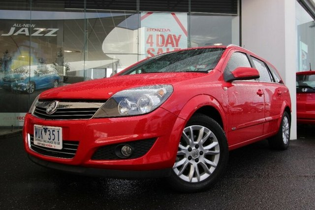 Used Holden Astra CDX, Hoppers Crossing, 2008 Holden Astra CDX Wagon