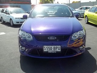 2010 Ford Falcon XR6 Sedan.
