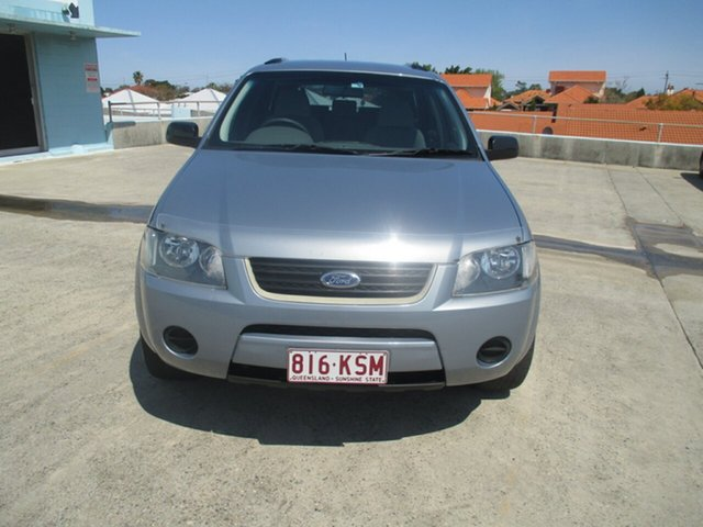 Used Ford Territory 7 seater, Victoria Park, 2007 Ford Territory 7 seater Wagon