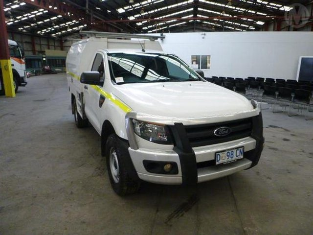 Used Ford Ranger XL 3.2 (4x4), Altona North, 2013 Ford Ranger XL 3.2 (4x4) Cab Chassis