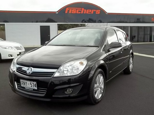 Used Holden Astra CDX, Murray Bridge, 2007 Holden Astra CDX Hatchback