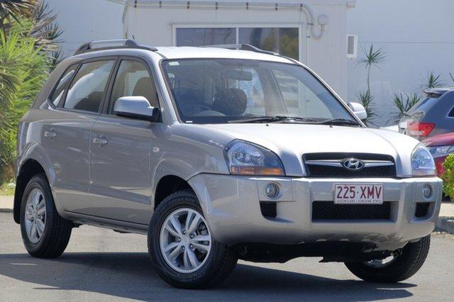 Used Hyundai Tucson City SX, Toowong, 2009 Hyundai Tucson City SX Wagon
