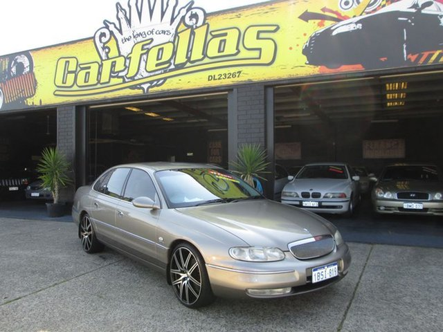 Used Holden Caprice, O'Connor, 2001 Holden Caprice Sedan