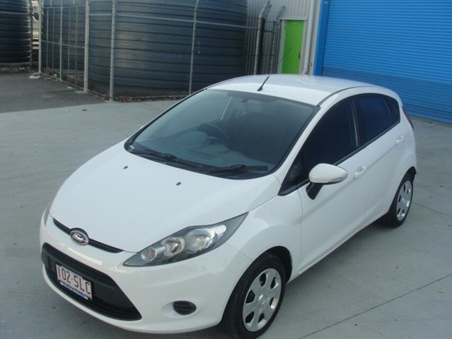 Used Ford Fiesta CL PwrShift, Ashmore, 2012 Ford Fiesta CL PwrShift Hatchback