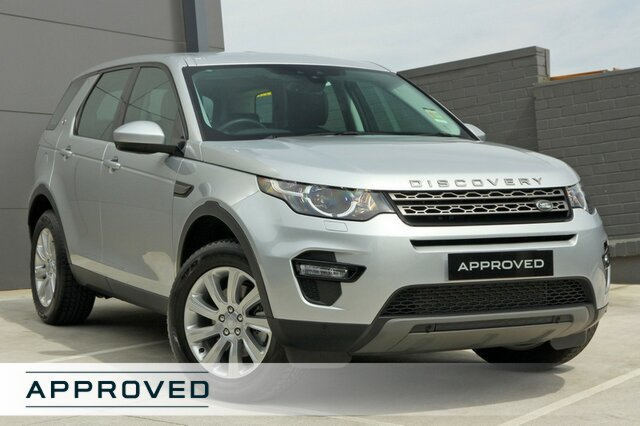 Demonstrator, Demo, Near New Land Rover Discovery Sport SD4 SE, Doncaster, 2016 Land Rover Discovery Sport SD4 SE Wagon