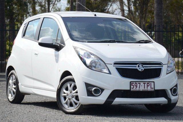 Used Holden Barina Spark CD, Beaudesert, 2013 Holden Barina Spark CD Hatchback