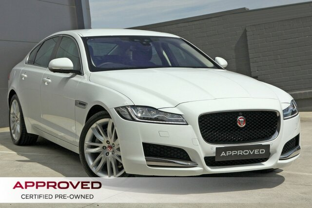 Demonstrator, Demo, Near New Jaguar XF 25T Portfolio, Doncaster, 2017 Jaguar XF 25T Portfolio Sedan