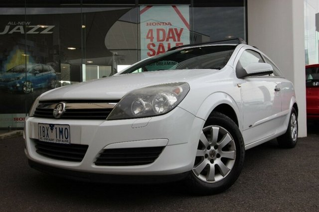 Used Holden Astra CD, Hoppers Crossing, 2005 Holden Astra CD Coupe