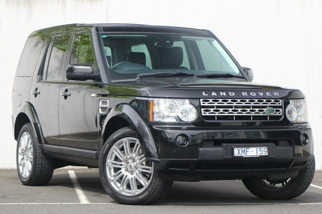 Used Land Rover Discovery 4 TdV6 CommandShift, Malvern, 2009 Land Rover Discovery 4 TdV6 CommandShift Wagon