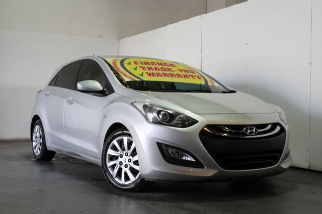 Used Hyundai i30 Active 1.6 CRDi, Underwood, 2014 Hyundai i30 Active 1.6 CRDi Hatchback