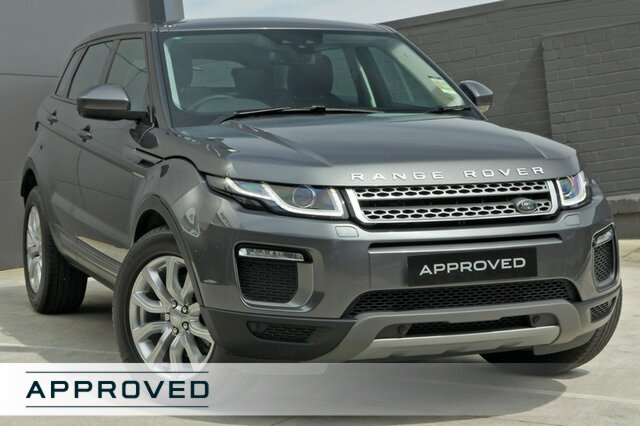 Demonstrator, Demo, Near New Land Rover Evoque, Doncaster, 2017 Land Rover Evoque