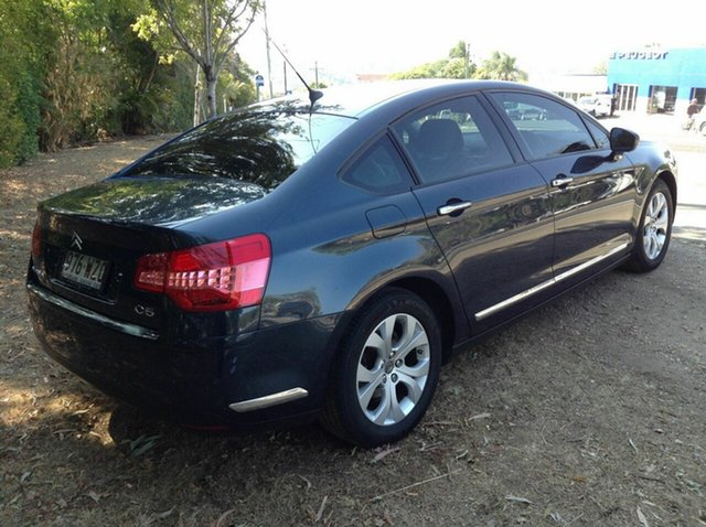 Used Citroen C5 Exclusive HDI, Nambour, 2008 Citroen C5 Exclusive HDI X7 Sedan