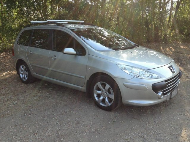 Used Peugeot 307 XSE HDi Touring, Nambour, 2006 Peugeot 307 XSE HDi Touring T6 Wagon