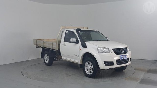 Used Great Wall V200 (4x4), Altona North, 2013 Great Wall V200 (4x4) Cab Chassis