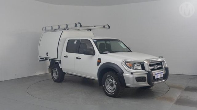 Used Ford Ranger XL (4x4), Altona North, 2011 Ford Ranger XL (4x4) Dual Cab Chassis