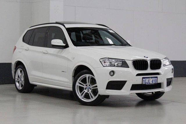 Used BMW X3 xDrive 20D, Bentley, 2013 BMW X3 xDrive 20D Wagon