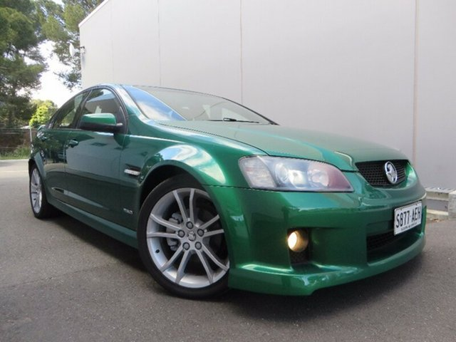 Used Holden Commodore SV6, Reynella, 2010 Holden Commodore SV6 Sedan