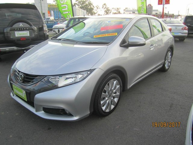 Used Honda Civic VTi-L, Capalaba, 2012 Honda Civic VTi-L Hatchback