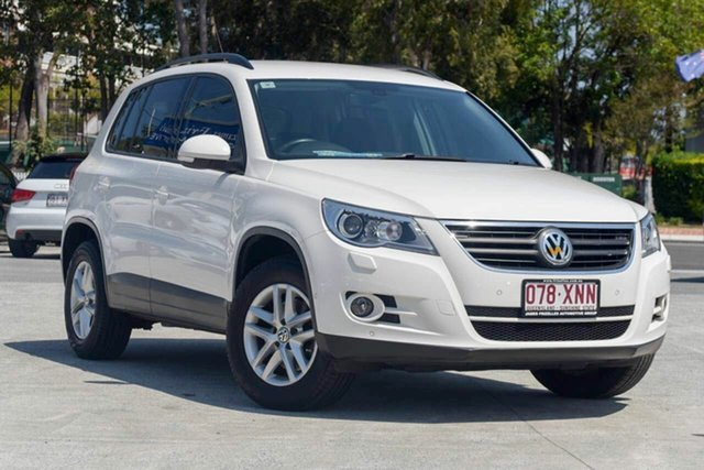 Used Volkswagen Tiguan 103TDI 4MOTION, Southport, 2008 Volkswagen Tiguan 103TDI 4MOTION Wagon
