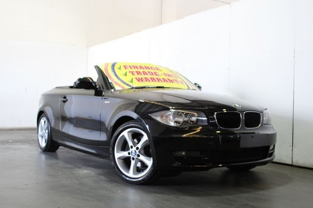 Used BMW 118d, Underwood, 2010 BMW 118d Convertible