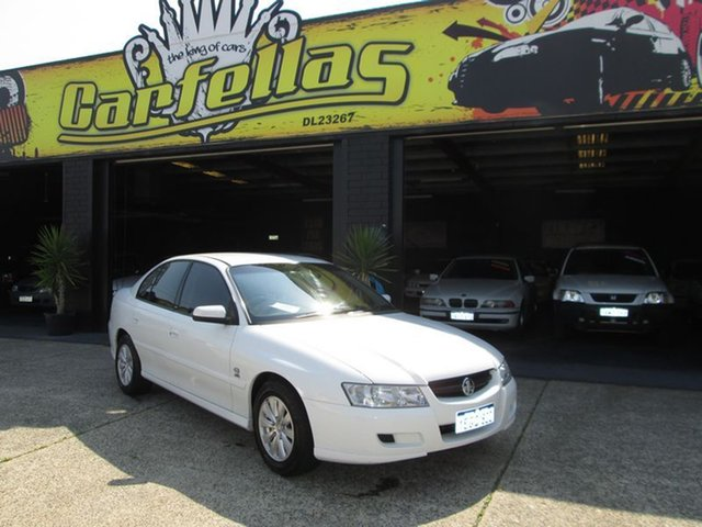 Used Holden Commodore Acclaim, O'Connor, 2004 Holden Commodore Acclaim Sedan