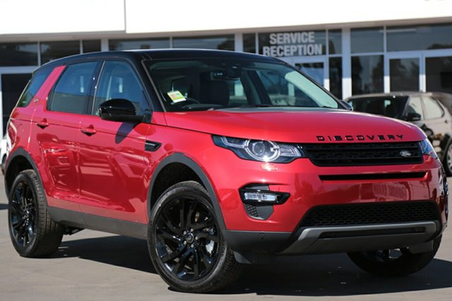 Demonstrator, Demo, Near New Land Rover Discovery Sport TD4 150 HSE, Narellan, 2017 Land Rover Discovery Sport TD4 150 HSE SUV
