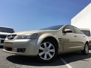 2008 Holden Commodore Sedan.