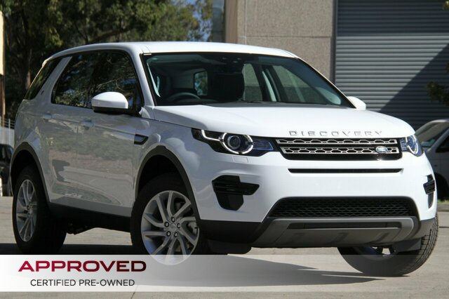 Discounted Land Rover Discovery Sport TD4 180 SE 5 Seat, Concord, 2017 Land Rover Discovery Sport TD4 180 SE 5 Seat Wagon