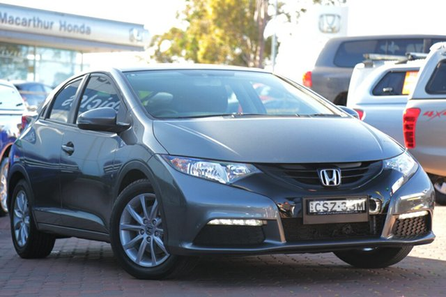 Used Honda Civic VTi-S, Narellan, 2013 Honda Civic VTi-S Hatchback