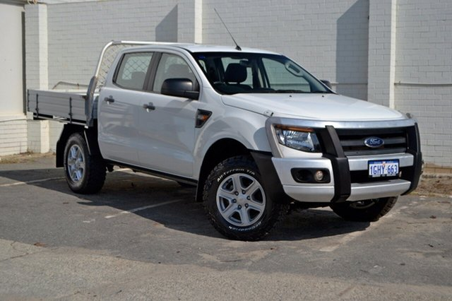 Discounted Used Ford Ranger XL Double Cab, Midland, 2012 Ford Ranger XL Double Cab Cab Chassis