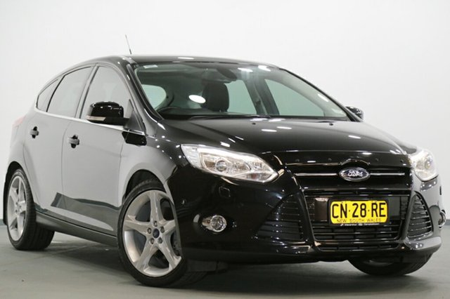 Used Ford Focus Titanium PwrShift, Southport, 2012 Ford Focus Titanium PwrShift Hatchback