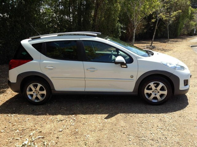 Used Peugeot 207 Outdoor Touring HDi, Nambour, 2011 Peugeot 207 Outdoor Touring HDi A7 Series II MY11 Wagon