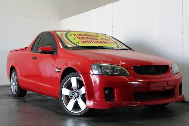 Used Holden Commodore Omega, Underwood, 2008 Holden Commodore Omega Utility