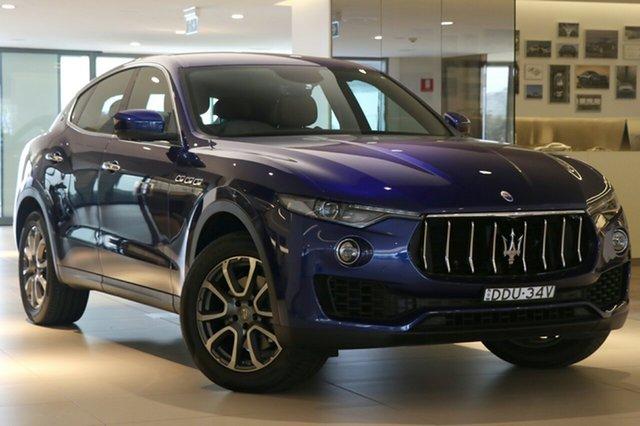 Used Maserati Levante Q4, Artarmon, 2017 Maserati Levante Q4 Wagon