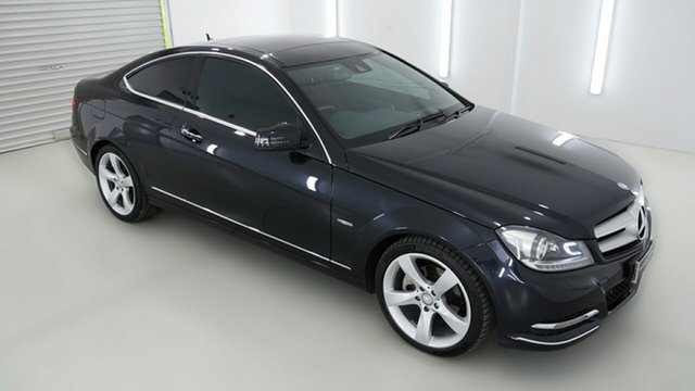 Used Mercedes-Benz C250 BlueEFFICIENCY 7G-Tronic +, Coffs Harbour, 2011 Mercedes-Benz C250 BlueEFFICIENCY 7G-Tronic + Coupe