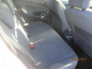 2011 Ford Fiesta CL Hatchback.