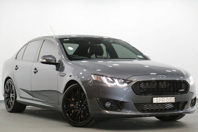 Used Ford Falcon XR6 Sprint, Narellan, 2016 Ford Falcon XR6 Sprint Sedan
