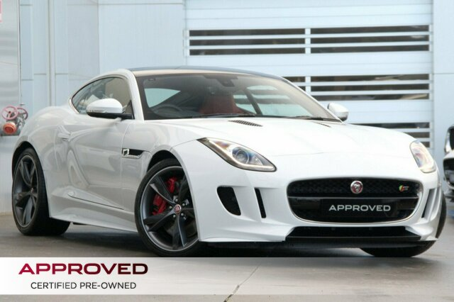 Discounted Used Jaguar F-TYPE S Quickshift RWD, Gardenvale, 2015 Jaguar F-TYPE S Quickshift RWD Coupe