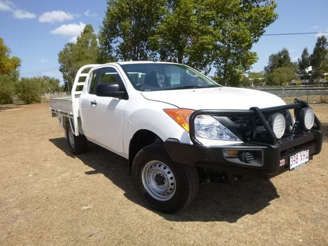 Used Mazda BT-50 XT (4x4) NO Diff Locks, 2013 Mazda BT-50 XT (4x4) NO Diff Locks Cab Chassis