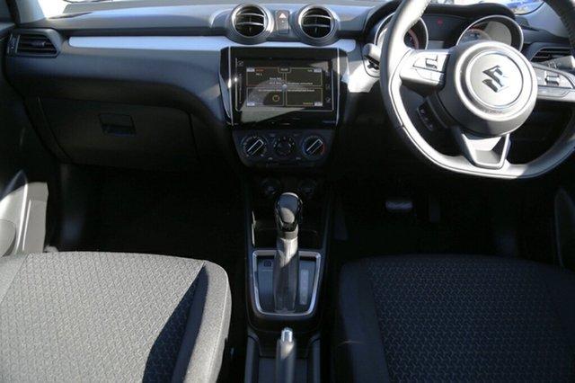 Discounted Demonstrator, Demo, Near New Suzuki Swift GL Navigator Safety Pack, Warwick Farm, 2017 Suzuki Swift GL Navigator Safety Pack Hatchback