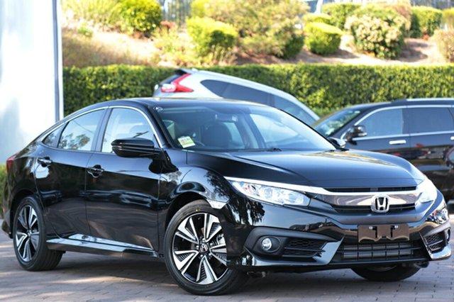 Discounted New Honda Civic VTi-L, Southport, 2017 Honda Civic VTi-L Sedan