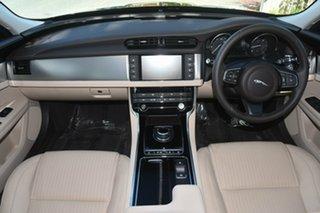 2016 Jaguar XF 20D Prestige Sedan.