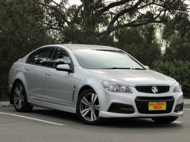 Used Holden Commodore SV6, 2014 Holden Commodore SV6 Sedan