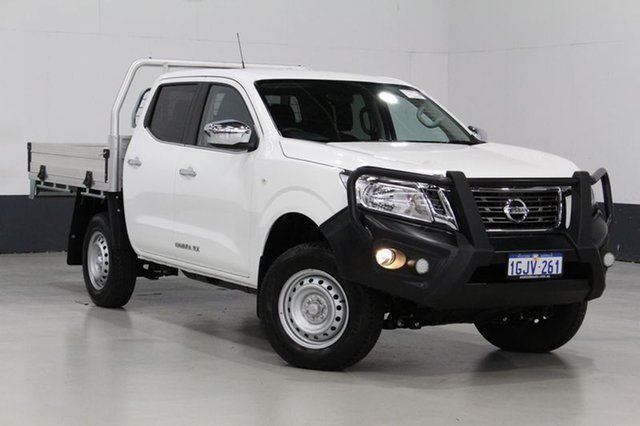 Used Nissan Navara RX (4x4), Bentley, 2016 Nissan Navara RX (4x4) Double Cab Chassis