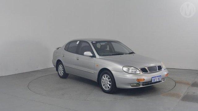 Used Daewoo Leganza, Altona North, 2002 Daewoo Leganza Sedan