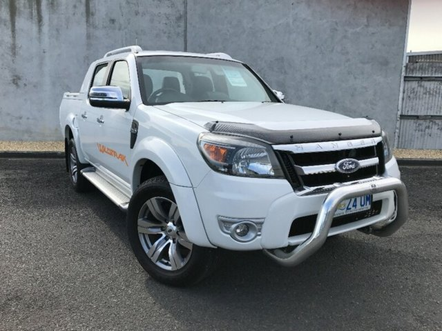 Used Ford Ranger Wildtrak Crew Cab, Hobart, 2009 Ford Ranger Wildtrak Crew Cab Utility