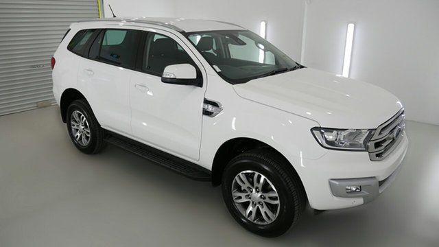 Demonstrator, Demo, Near New Ford Everest Trend 4WD, Coffs Harbour, 2017 Ford Everest Trend 4WD Wagon