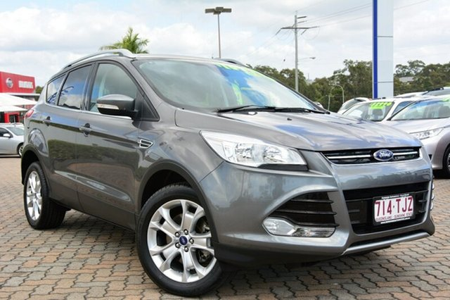 Used Ford Kuga Trend AWD, Southport, 2013 Ford Kuga Trend AWD Wagon