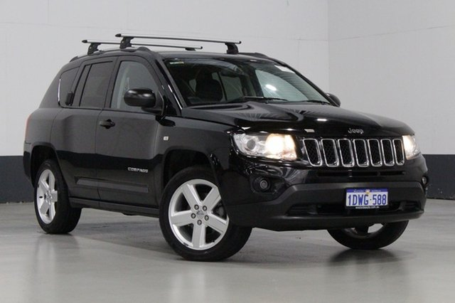 Used Jeep Compass Limited (4x4), Bentley, 2012 Jeep Compass Limited (4x4) Wagon