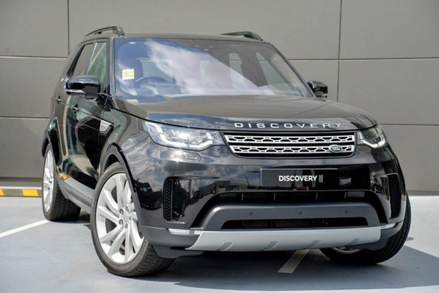 New Land Rover Discovery SD4 HSE, Springwood, 2017 Land Rover Discovery SD4 HSE Wagon